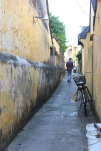 Narrow Streets of Hoi An