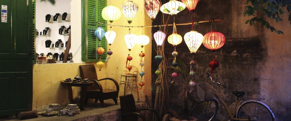 "Destination: Hoi An Ancient Town, ""the Peaceful Meeting Place"""