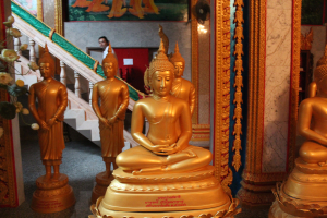 Buddha Room, Wat Chalong